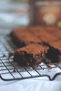 Brownies mit Kidneybohnen