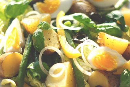 Kartoffelsalat Nizza
