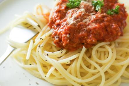 Spaghetti mit Tex-Mex-Bolognese