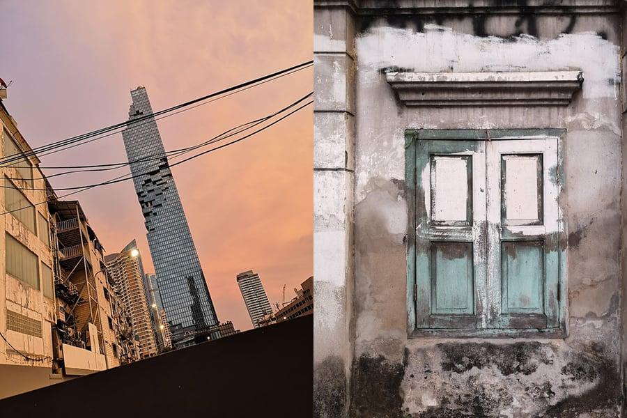 MahaNakhon Tower in Bangkok | feines gemüse