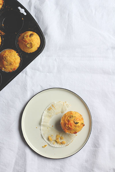 Chili Cheese Corn Muffins