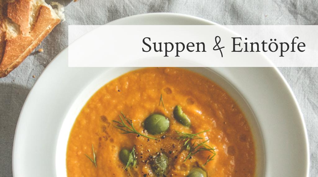Kategorie Suppe Eintopf