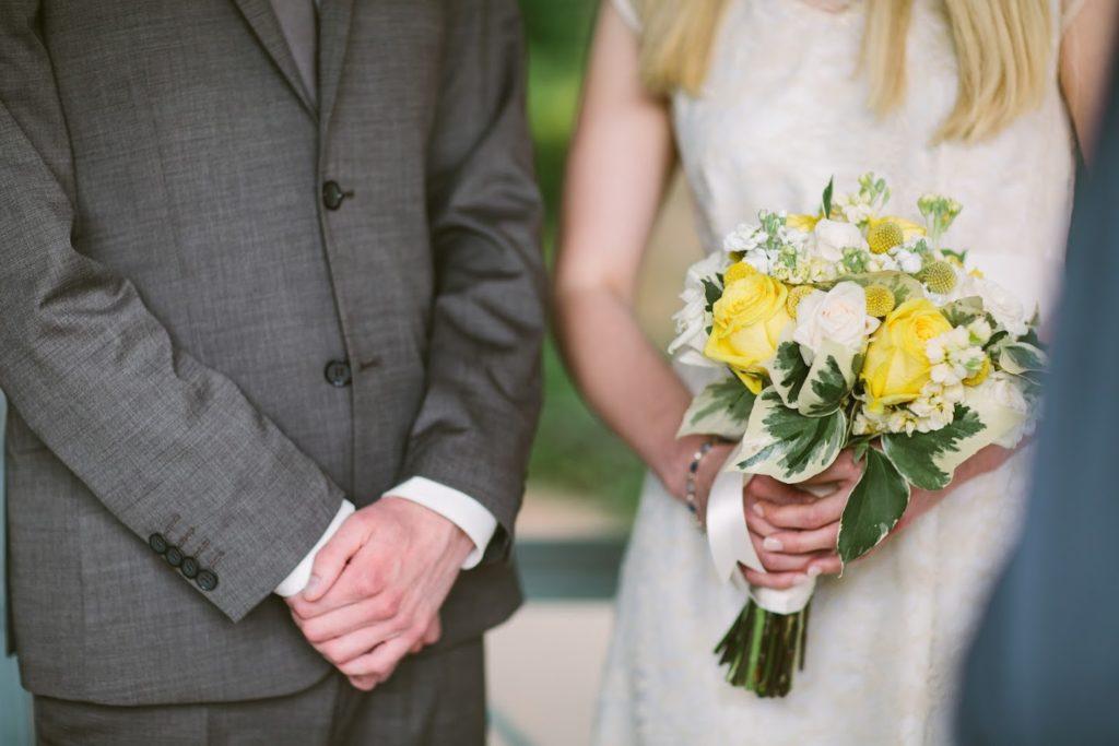 Hochzeit in New York City – Blumenstrauss