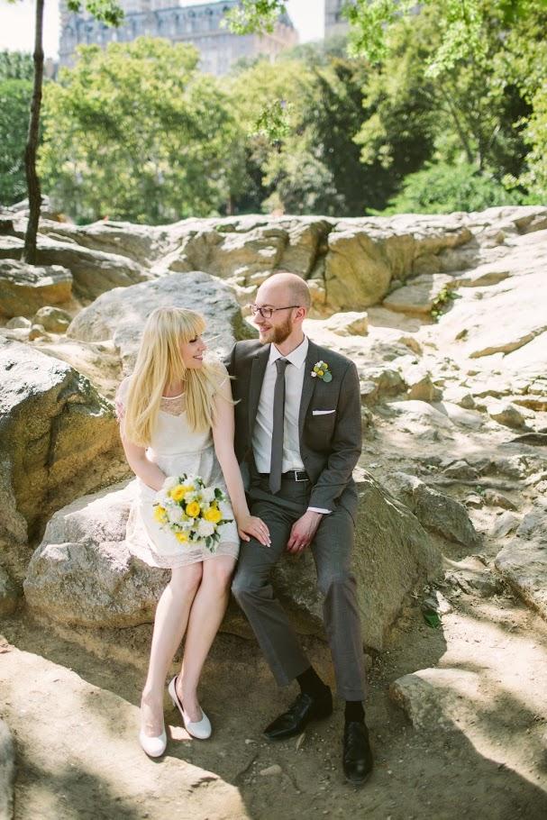 Hochzeit in New York City – Central Park