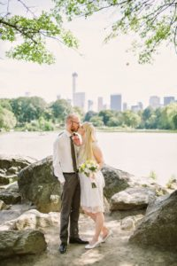 Hochzeit in New York City
