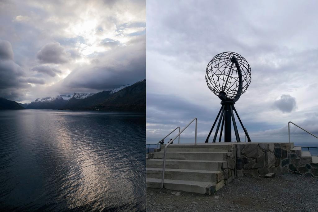 Hurtigruten-Nordkapp