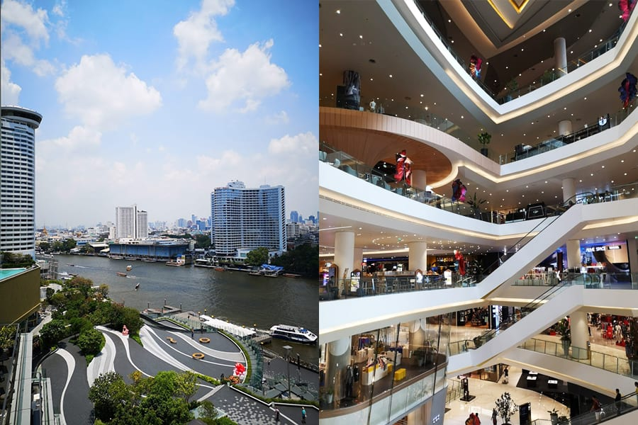 ICONSIAM Mall in Bangkok | feines gemüse