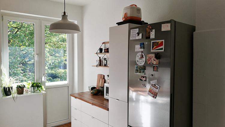Neue Ikea-Küche, Teil 2   ... und so sieht sie aus.   feines gemüse