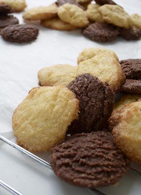 Polenta-Kekse