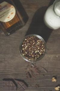Maple Walnut Crunch Granola