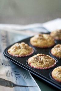 Muffins mit Agavendicksaft