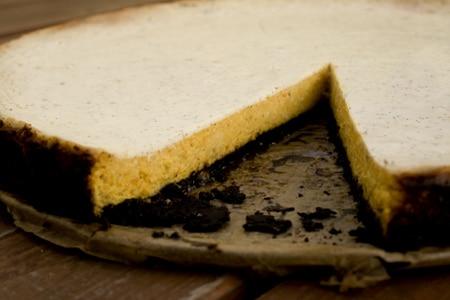 Pumpkin Oreo Cheesecake - leckerer Kürbis-Käsekuchen