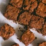 Schokoladen-Zucchini-Brownies
