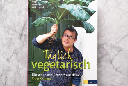 """Rezension zu """"Täglich Vegetarisch"""""""