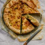Vegetarische Wirsing-Tarte