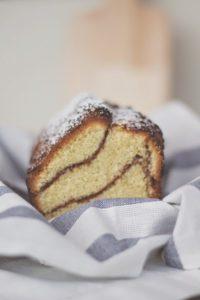 Zimtschnecken-Kuchen